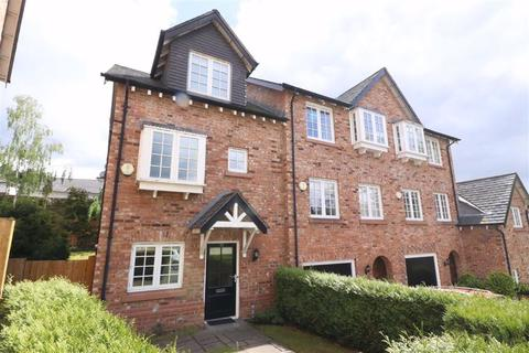 4 bedroom end of terrace house for sale - Lilybrook Drive, Knutsford, Cheshire, WA16