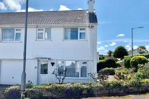 3 bedroom end of terrace house for sale - Crowlas, Penzance