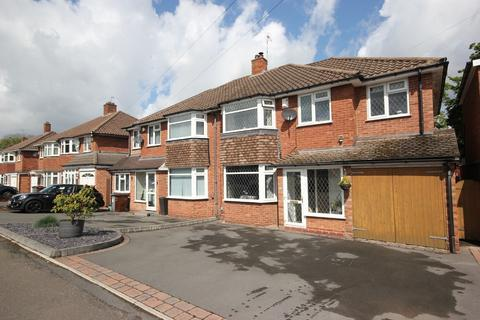 4 bedroom semi-detached house for sale - Rowlands Crescent, Solihull