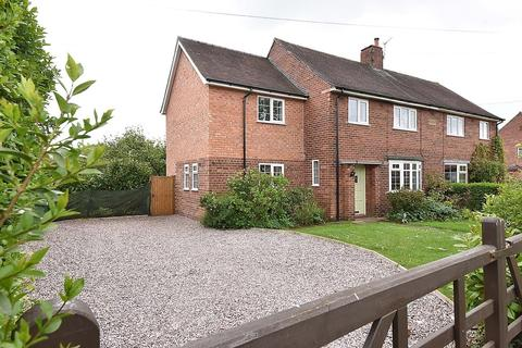 5 bedroom semi-detached house to rent - Parkgate Avenue, Over Peover