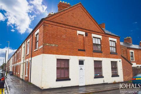 4 bedroom end of terrace house to rent - Shaftesbury Road, Leicester, Leicestershire, LE3