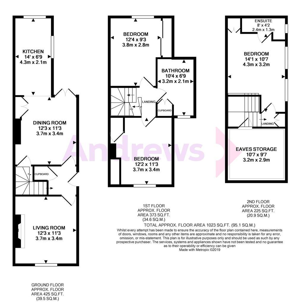 Floorplan: 15 Newcomen metropix12453664 (1)