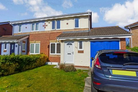 3 bedroom semi-detached house for sale - Woodlea, Forest Hall, Newcastle upon Tyne, Tyne and Wear, NE12 9BG