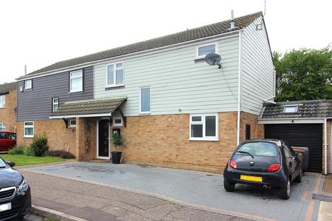 3 bedroom semi-detached house for sale - Pipchin Road, Chelmsford, Essex, CM1