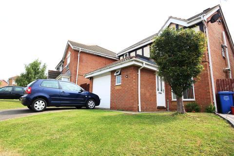 3 bedroom detached house for sale - Pendle Avenue, Kettering NN16