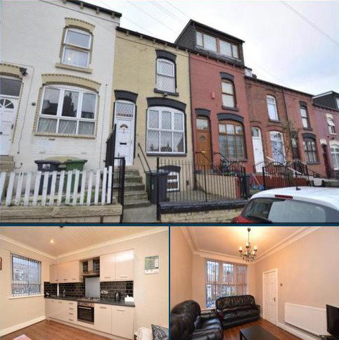 4 bedroom terraced house for sale - Banstead Street East LS8