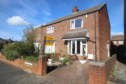2 bedroom semi-detached house for sale - Sandringham Drive, Whitley Bay, NE25 9PF