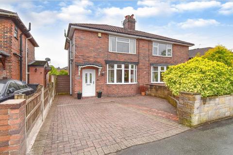 3 bedroom semi-detached house for sale - Blythe Avenue, Congleton