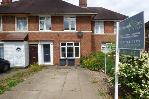 3 bedroom terraced house to rent - Alwold Road, Weoley Castle, Birmingham, B29 5TW