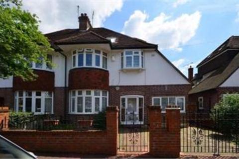 5 bedroom semi-detached house to rent - Holland Avenue, West Wimbledon, London, SW20 0RN
