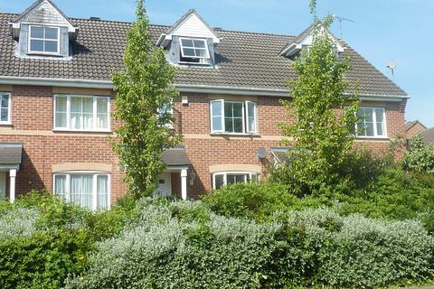3 bedroom terraced house to rent - Bushelton Close, Parkside, Coventry, CV1
