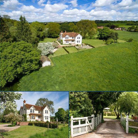 5 bedroom detached house for sale - Stoke, Andover, Hampshire, SP11