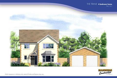 4 bedroom detached house for sale - RESIDENTIAL DEVELOPMENT, 1 Yr Hen Ffordd Geffylau, Porth