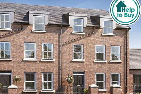 4 bedroom townhouse for sale - The Brunton, Sandpiper View, East Boldon