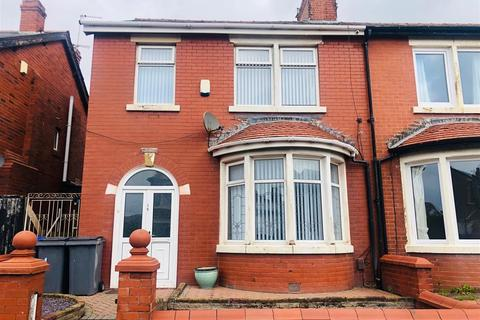 3 bedroom semi-detached house to rent - Grasmere Road, BLACKPOOL, FY1 5NG