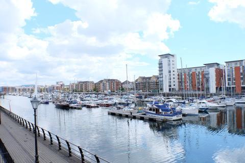 1 bedroom flat to rent - Victoria Quay, Maritime Quarter, Swansea, SA1 3XG