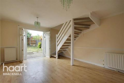 2 bedroom terraced house to rent - Daventry Court, Bracknell