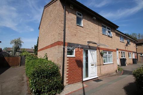 3 bedroom end of terrace house for sale - Thurcroft Close,  Leicester, LE2 9NE