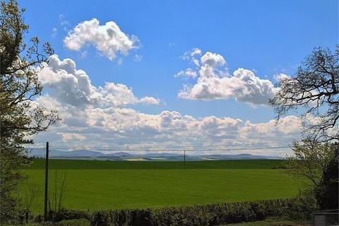 Land for sale - Serviced Building Plot, Hassington East Mains, Kelso, Berwickshire, Scottish Borders