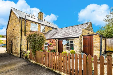 3 bedroom semi-detached house for sale - The Square, Eyam, Hope Valley