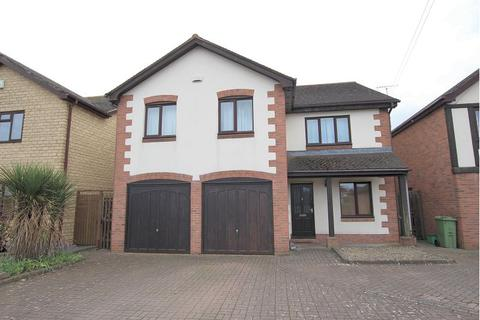 5 bedroom detached house to rent - Greenfields, New Barn Lane, Cheltenham, GL52 3LG