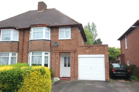3 bedroom semi-detached house for sale - Summerfield Road, Solihull, West Midlands, B92