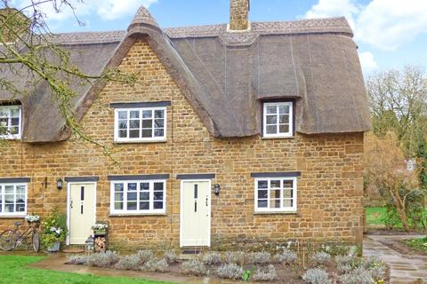 3 bedroom end of terrace house to rent - Holloway Cottages, The Green, Hornton, Banbury