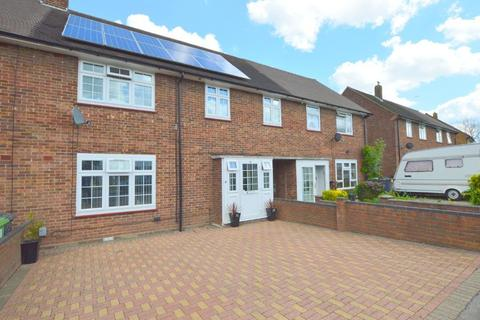 4 bedroom terraced house for sale - Castlecroft Road, Farley Hill, Luton, Bedfordshire, LU1 5RJ