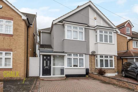 3 bedroom semi-detached house for sale - Candover Road, Hornchurch, RM12