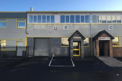 Industrial unit to rent - Unit B, De Clare House, Pontygwindy Road, Caerphilly, Caerphilly