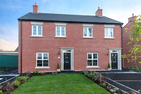 3 bedroom semi-detached house for sale - Deer Park Lane, Butterley Park, Ripley