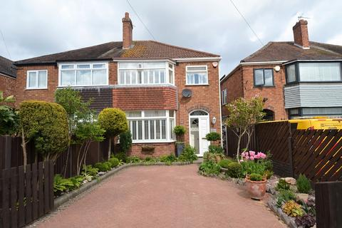 3 bedroom semi-detached house for sale - Colleen Avenue, Kings Norton , Birmingham, B30