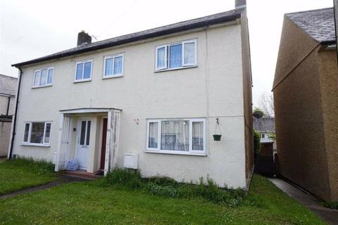 2 bedroom semi-detached house for sale - Cae Tyddyn, Llanrwst, Conwy