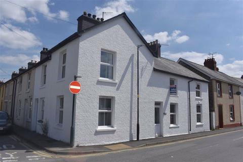 2 bedroom end of terrace house for sale - New Street, Lampeter