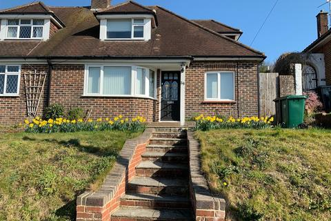 4 bedroom semi-detached bungalow for sale - Overhill Way, Patcham, Brighton