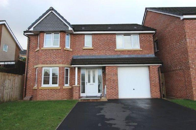 4 Bedrooms Detached House for sale in Westfield Way, Newport, Newport. NP20 6EW