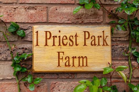 5 bedroom detached house for sale - Priest Park Farm, Warwick Road