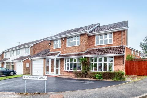 4 bedroom detached house for sale - Woodham Close, Rednal, Birmingham, B45 9YP