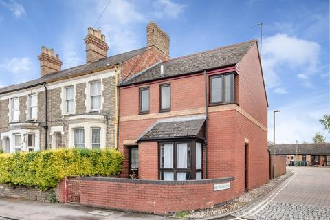 3 bedroom end of terrace house for sale - Bullingdon Road, East Oxford, OX4