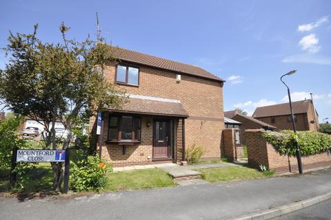 3 bedroom detached house for sale - Mountford Close, Oakwood, Derby