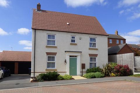 3 bedroom detached house for sale - Dairy Way, Kibworth