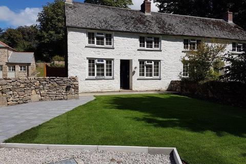 3 bedroom cottage to rent - Trevarno, Sithney