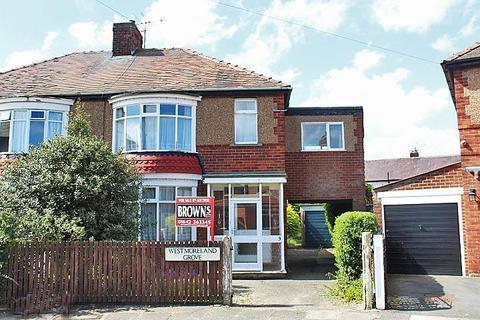 4 bedroom semi-detached house for sale - Westmorland Grove, Norton, TS20