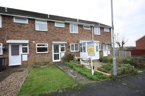 2 bedroom terraced house to rent - Swallowdale Road, MELTON MOWBRAY