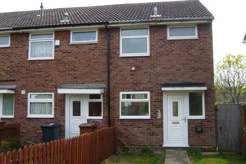 2 bedroom end of terrace house to rent - SWIFT CLOSE MELTON MOWBRAY