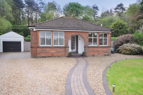 4 bedroom detached bungalow for sale - Lochview Road, Bearsden, East Dunbartonshire, G61 1PP