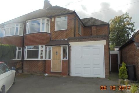 3 bedroom semi-detached house to rent - Witherford Croft, Solihull, Birmingham B91