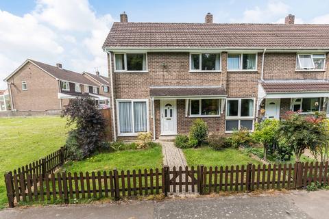 3 bedroom end of terrace house for sale - Batchelor Green, Bursledon SO31