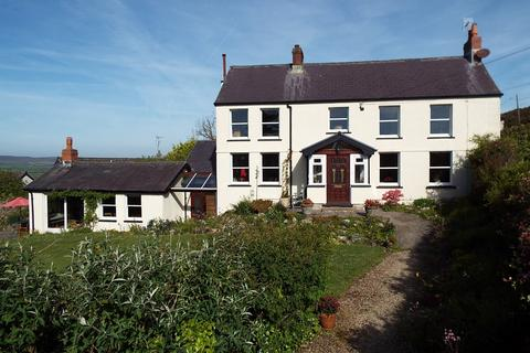 4 bedroom detached house for sale - The Firs, Reynoldston, Gower, Swansea, SA3 1BR