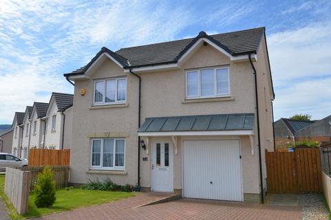 4 bedroom detached house for sale - 2 Raven Grove, Hunter Street, Auchterarder, PH3 1GE
